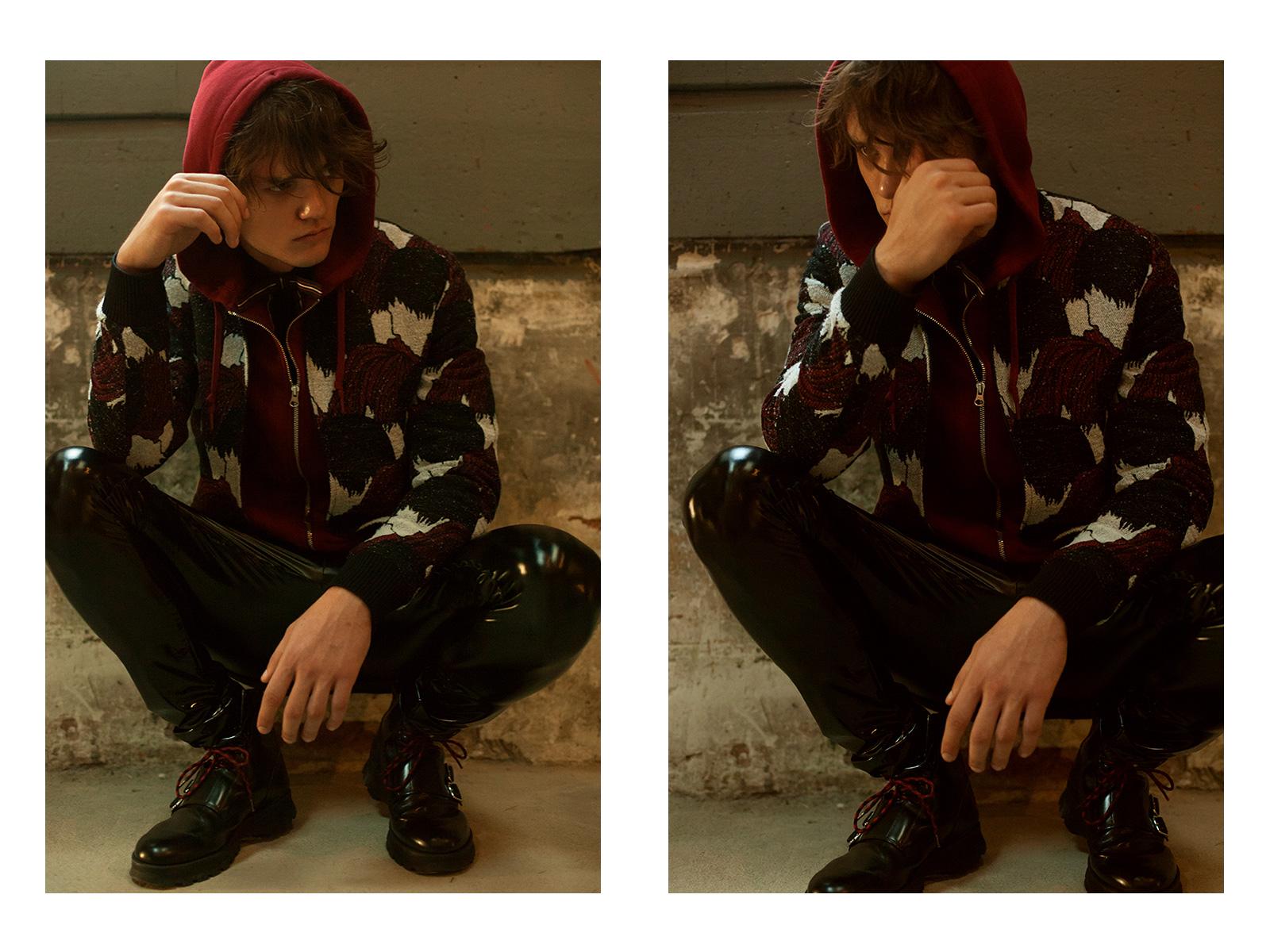 Fashion Editorial x Marcela Patiño