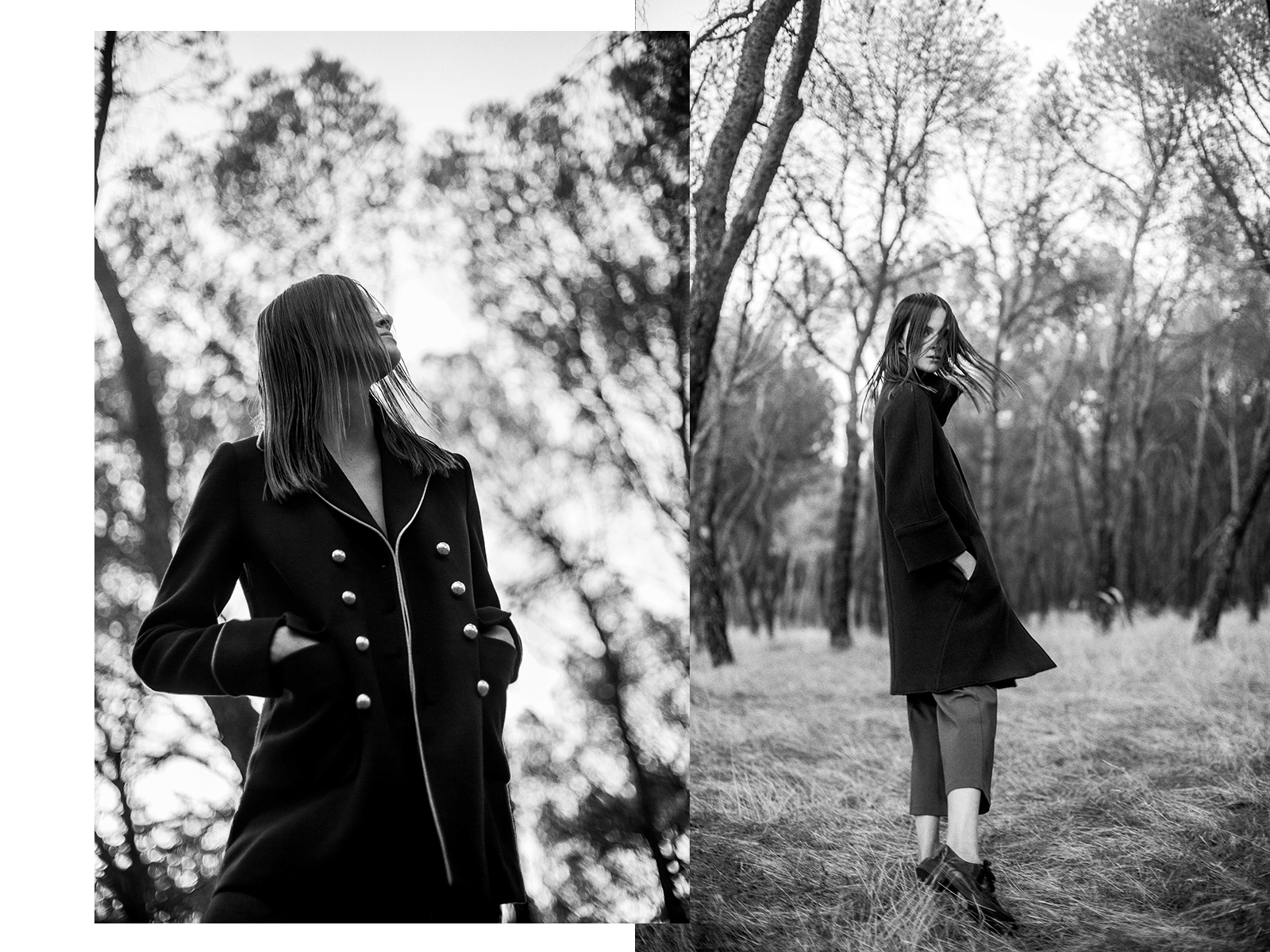 Fashion Editorial x Miky Díez