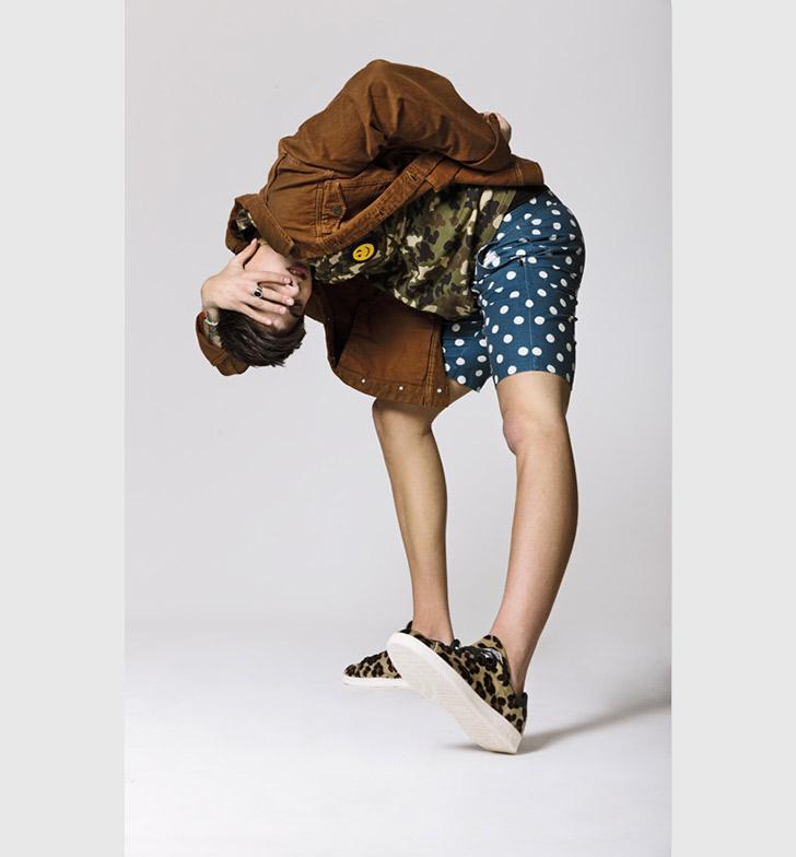 Fashion Editorial x Vincent Urbani & Javier de Juanas