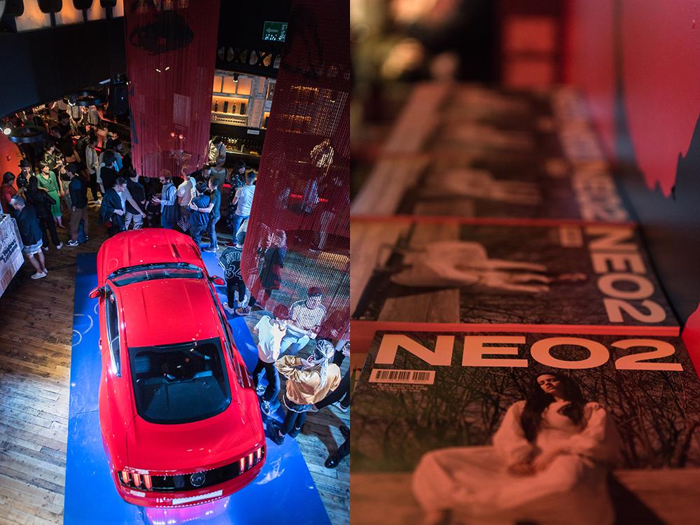 Salir de Fiesta Neo2 y no tener resaca