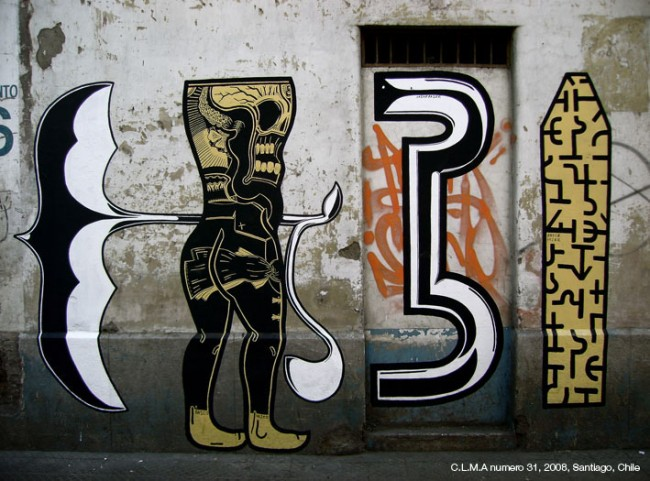 BORN IN THE STREETS-GRAFFITI
