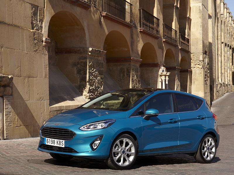 Probamos el nuevo Ford Fiesta en Córdoba
