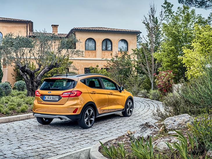 Nuevo Crossover Ford Fiesta Active