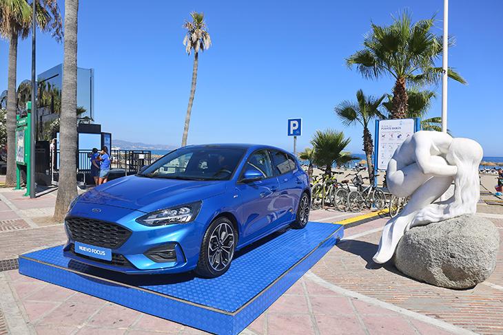 Ford Focus, la estrella del festival Starlite