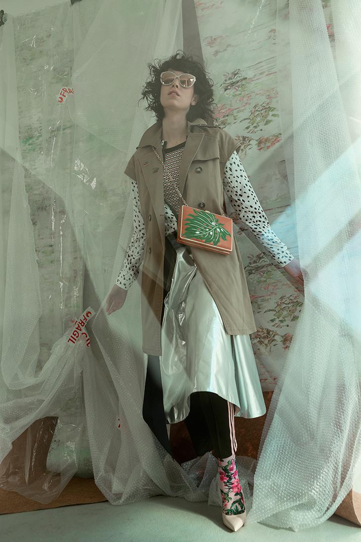 Foto Lienzo - Editorial Moda x Willy Villacorta