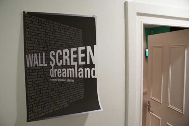 WALLSCREEN/DREAMLAND