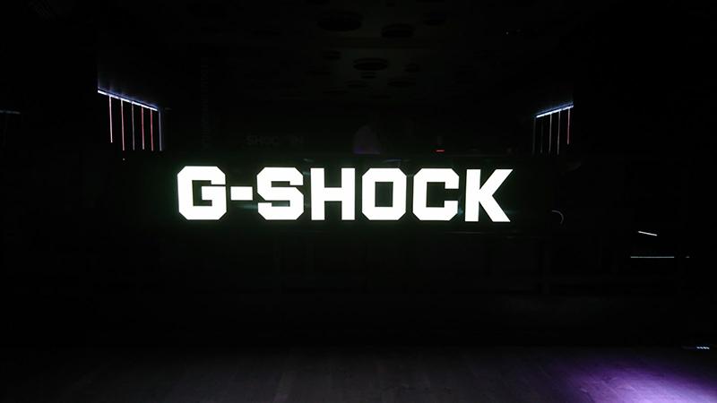 La Hora de G-Shock
