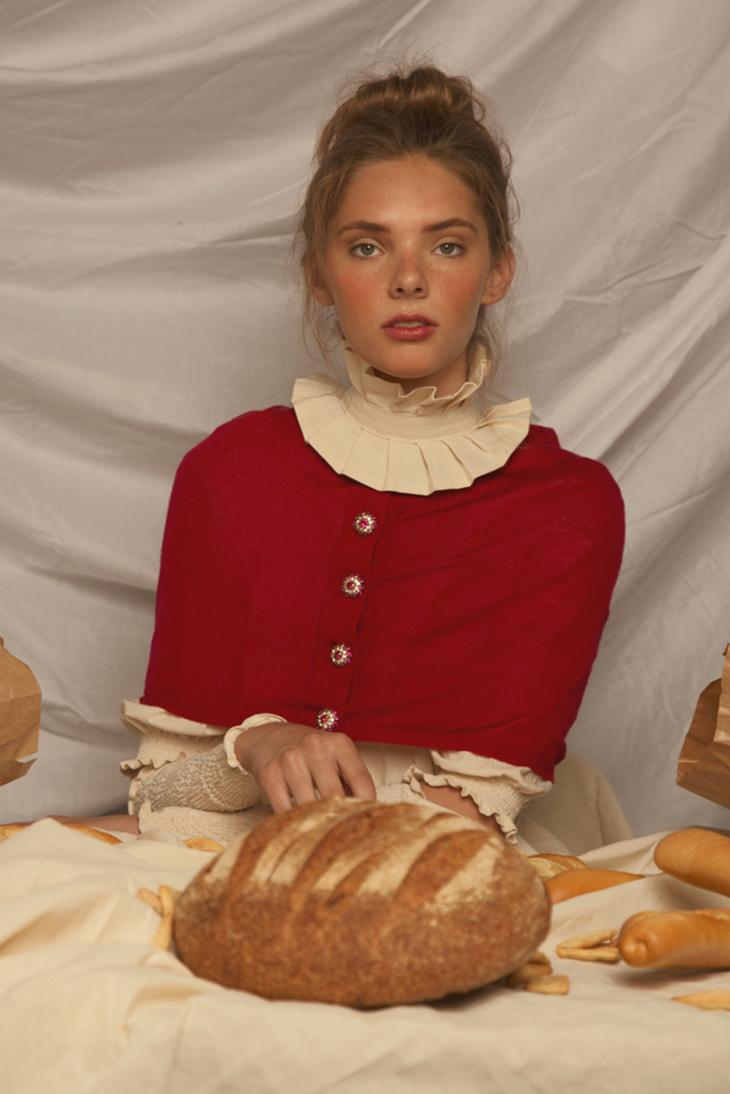 Editorial de moda Gluten Free: apto para celiacos