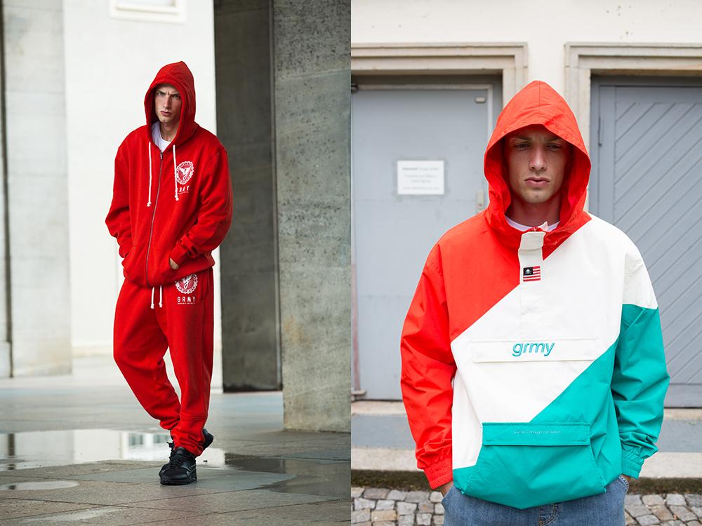 La cultura de la calle hecha moda: Grimey