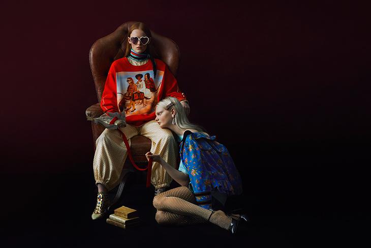 Alucinación Gucci x Ignasi Monreal