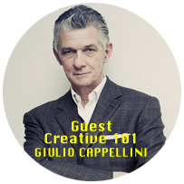 Guest Creative Giulio Cappellini