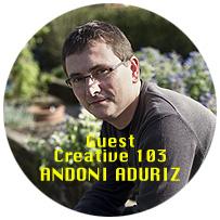 Guest Creative Andoni Aduriz