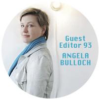 guest editor 93 Angela bulloch