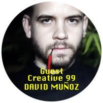 Creative Editor David Muñoz