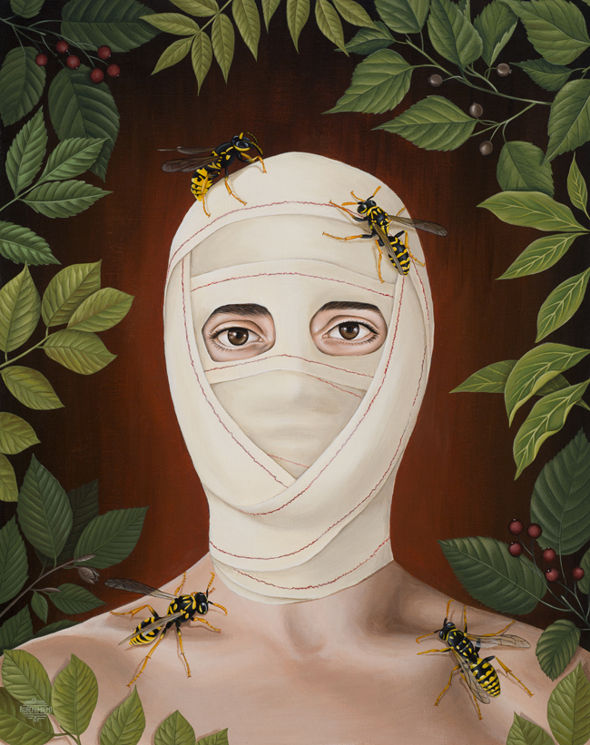 'SOBRENATURAL' by RUBENIMICHI