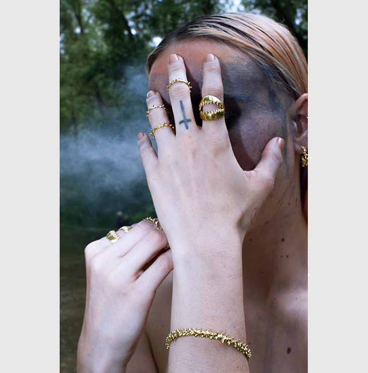 Creative Jewelry Editorial by Actat & Dmntia