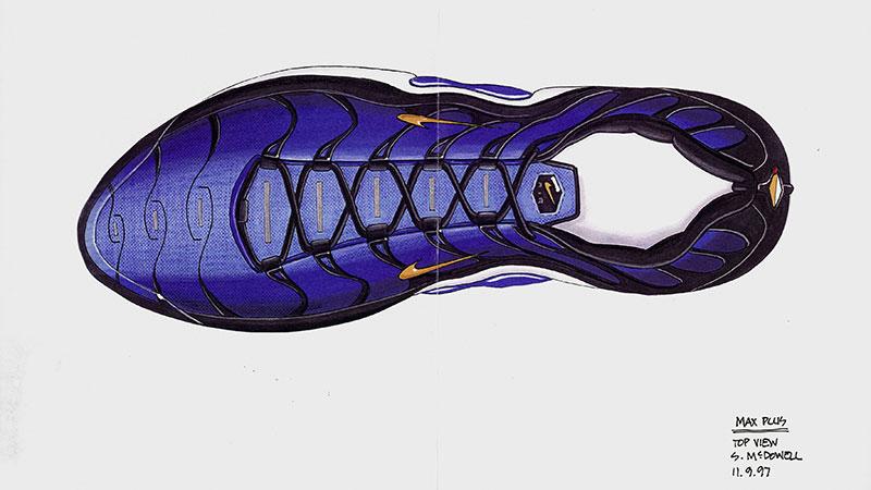La historia de las zapatillas Nike Air Max Plus