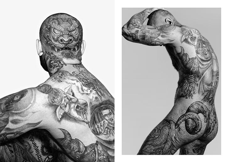 El Hombre De Los Tatuajes Fernando Quieres Conocerle
