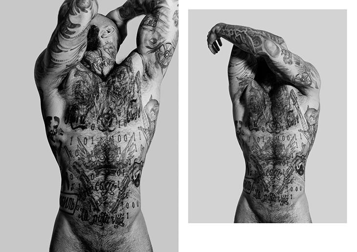 Fernando, El Hombre de los Tatuajes