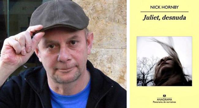 JULIET, DESNUDA DE NICK HORNBY