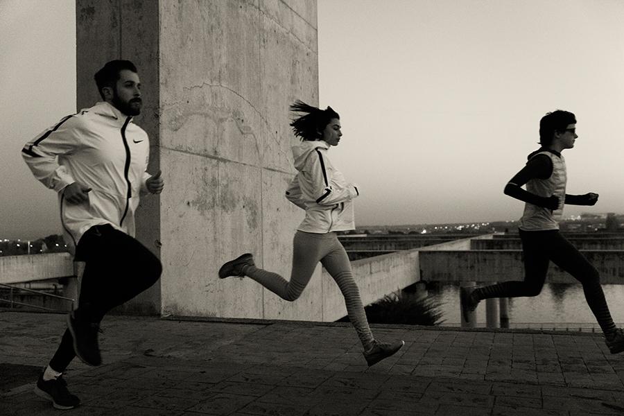 Runners, Jóvenes e Influencers