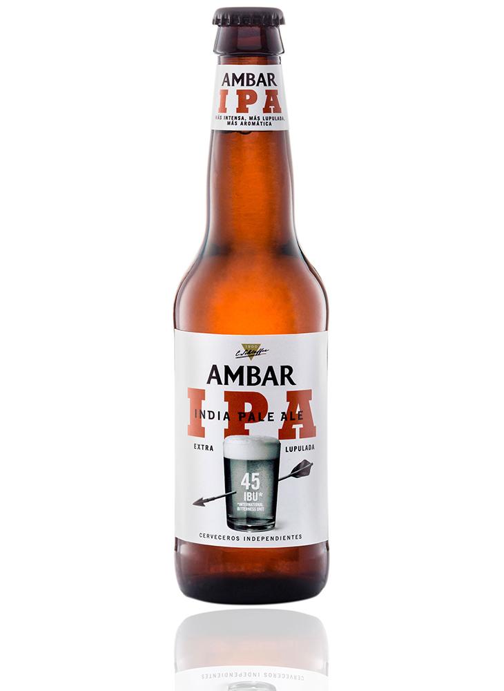 La Nueva Cerveza IPA de Ambar