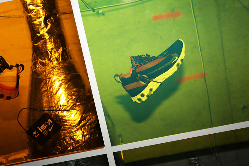 IPSA, la nueva línea de Nike
