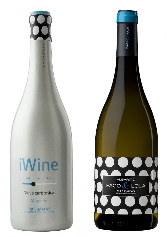 iWINE BY PACO & LOLA