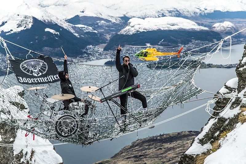 Jägermeister Ice Cold Gig 2017