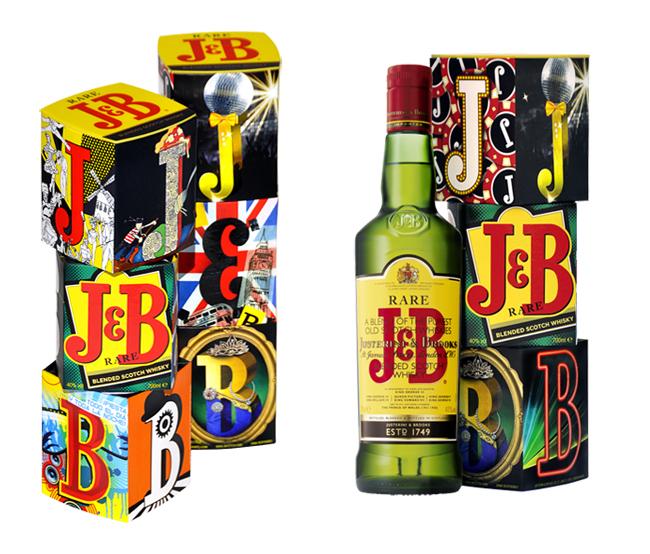 J&B AL CUBO