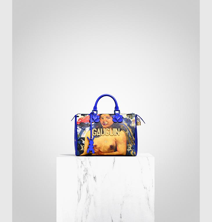 Los Bolsos y el Arte: Louis Vuitton & Jeff Koons