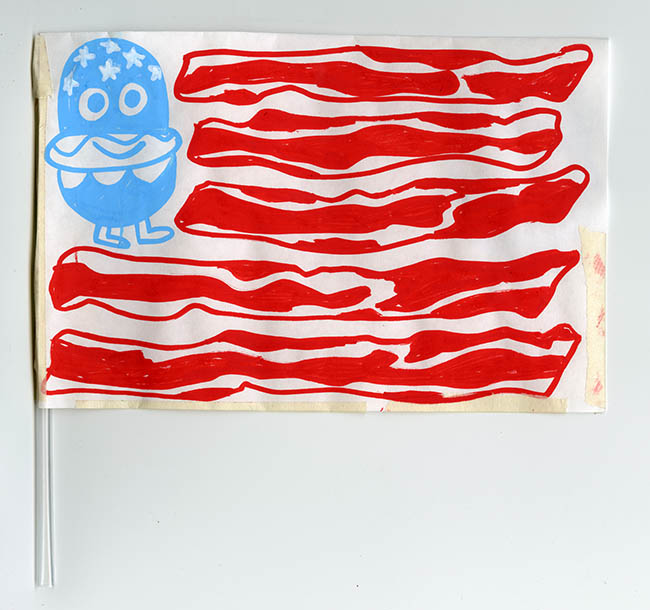 jon-burgerman-flag