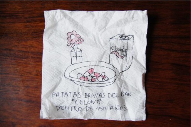 CÁPSULAS PARA LA BARCELONA DE 2159