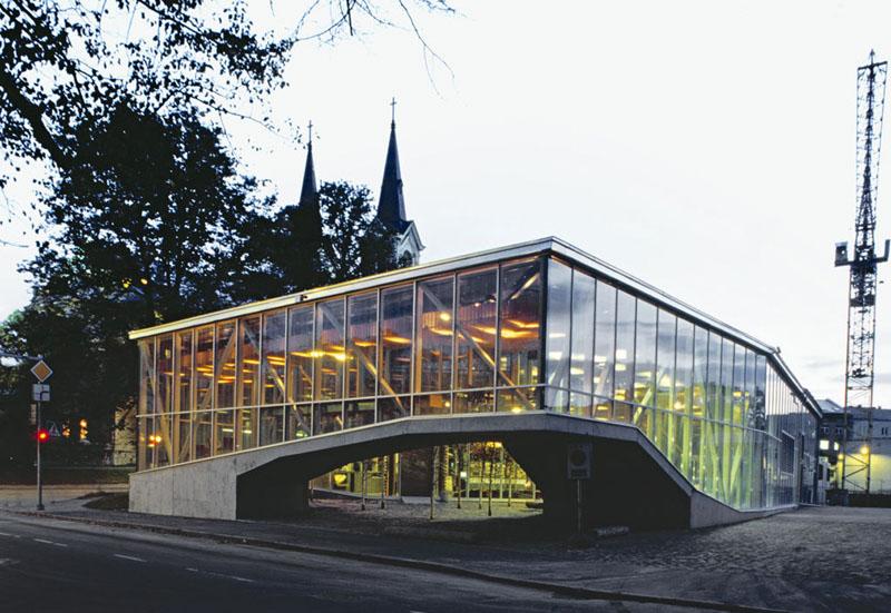 Kavakava: Siiri Vallner y la arquitectura