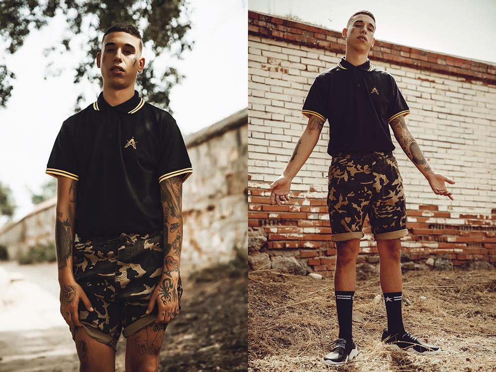 Editorial de Moda con Kaydy Cain