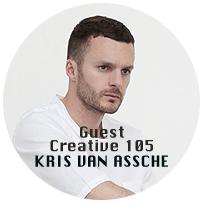 Guest Creative Kris Van Assche