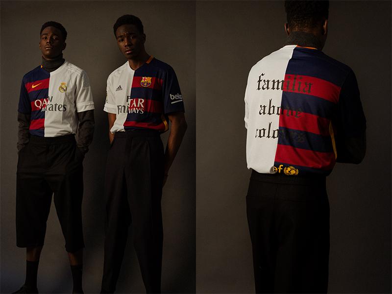 d326b93dd8e44 Real Madrid y FC Barcelona unidos en una camiseta