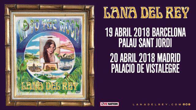 Lana del Rey vuelve a España