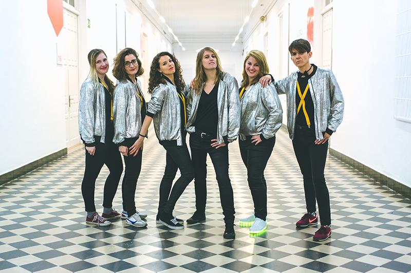 Entrevista con el grupo de chicas Las Chillers