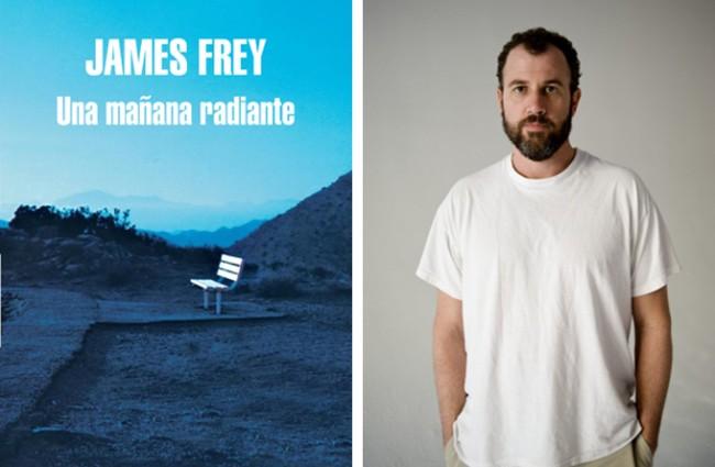 NUEVO LIBRO DE JAMES FREY
