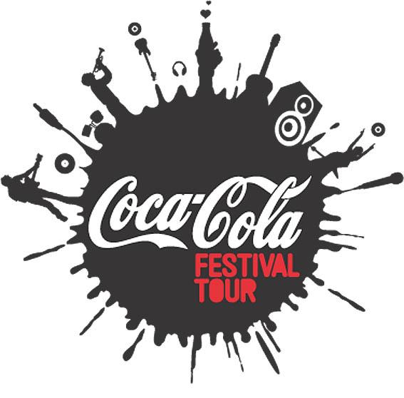 COCA-COLA FESTIVAL TOUR