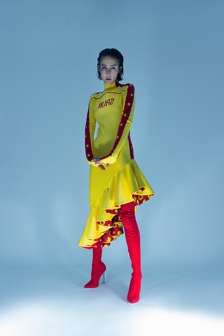 Neo Generation Moda: Lorena Rodríguez