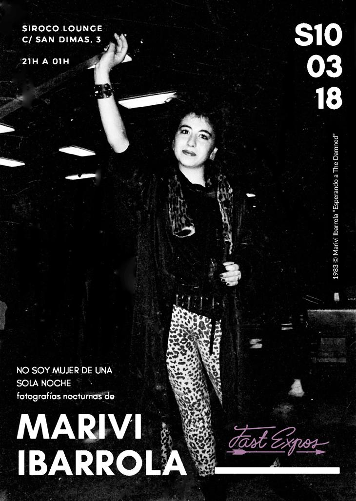 Fotos La Movida por Marivi Ibarrola