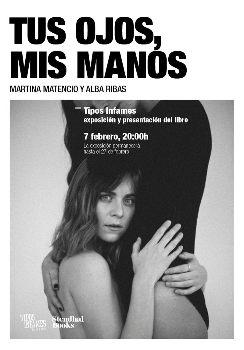 Tus Ojos, Mis Manos: Martina Matencio y Alba Ribas