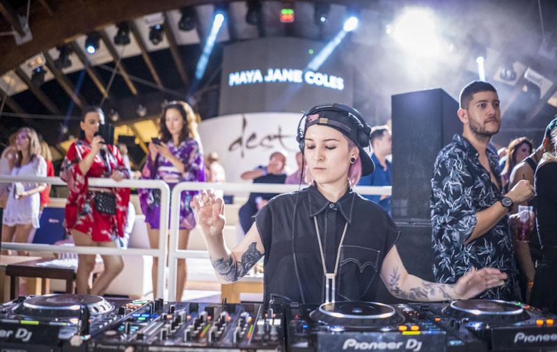 Destino Pacha Ibiza: electrónica en estado puro