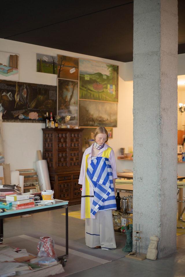 melania-freire-1-e1538477714747 Melania Freire consigue unir la moda y el arte