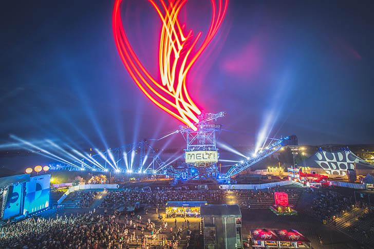 Festival MELT!