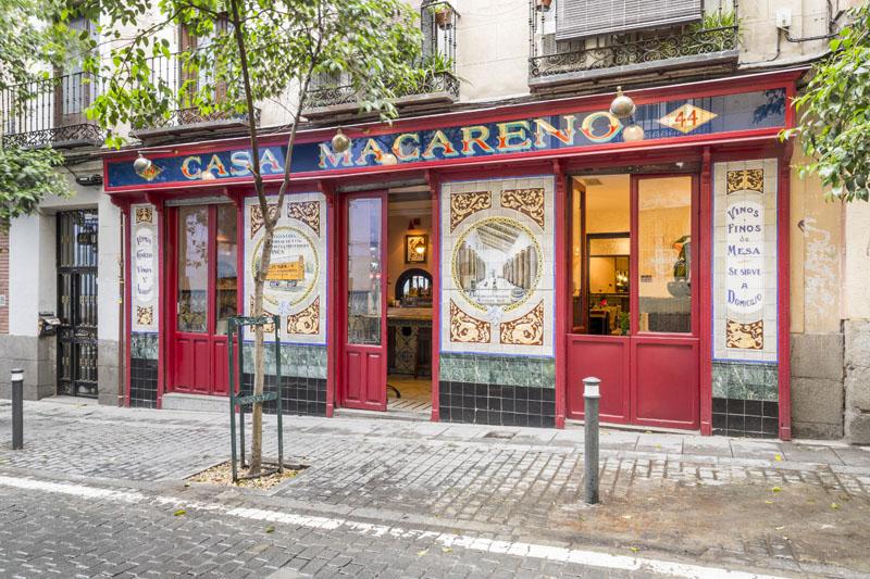 Los mejores menús del día de Madrid para 2018