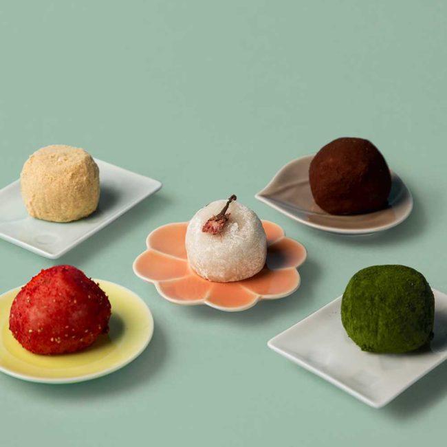 Ochai: alta pastelería japonesa en Barcelona