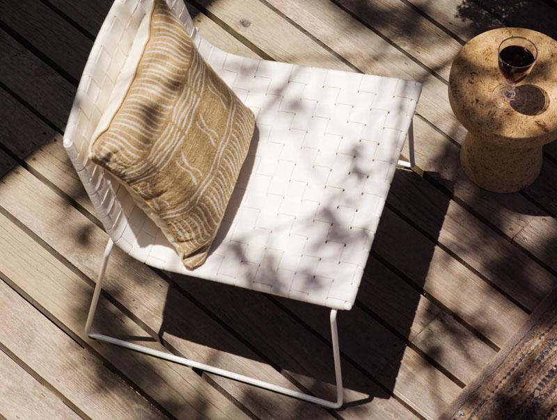 Mobiliario outdoor para un estilo de vida sostenible